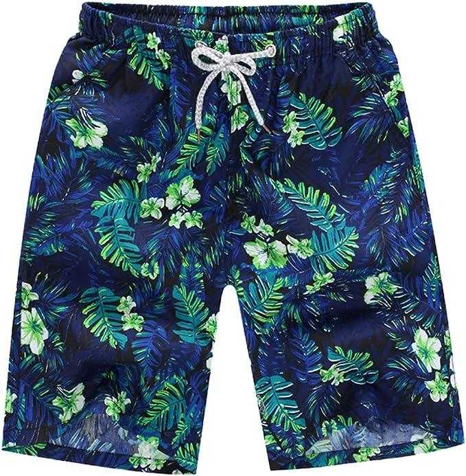 Cortos de Verano para Hombres Pantalones Moda Impresos Pantalones ...