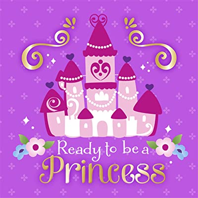 Sofia the First Party Supplies - Sofia Lunch Napkins - 16 Count: Kitchen & Dining