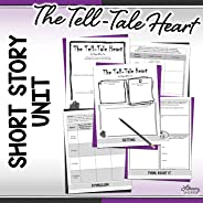 Short Story Unit: TELL-TALE HEART by Edgar Allan Poe