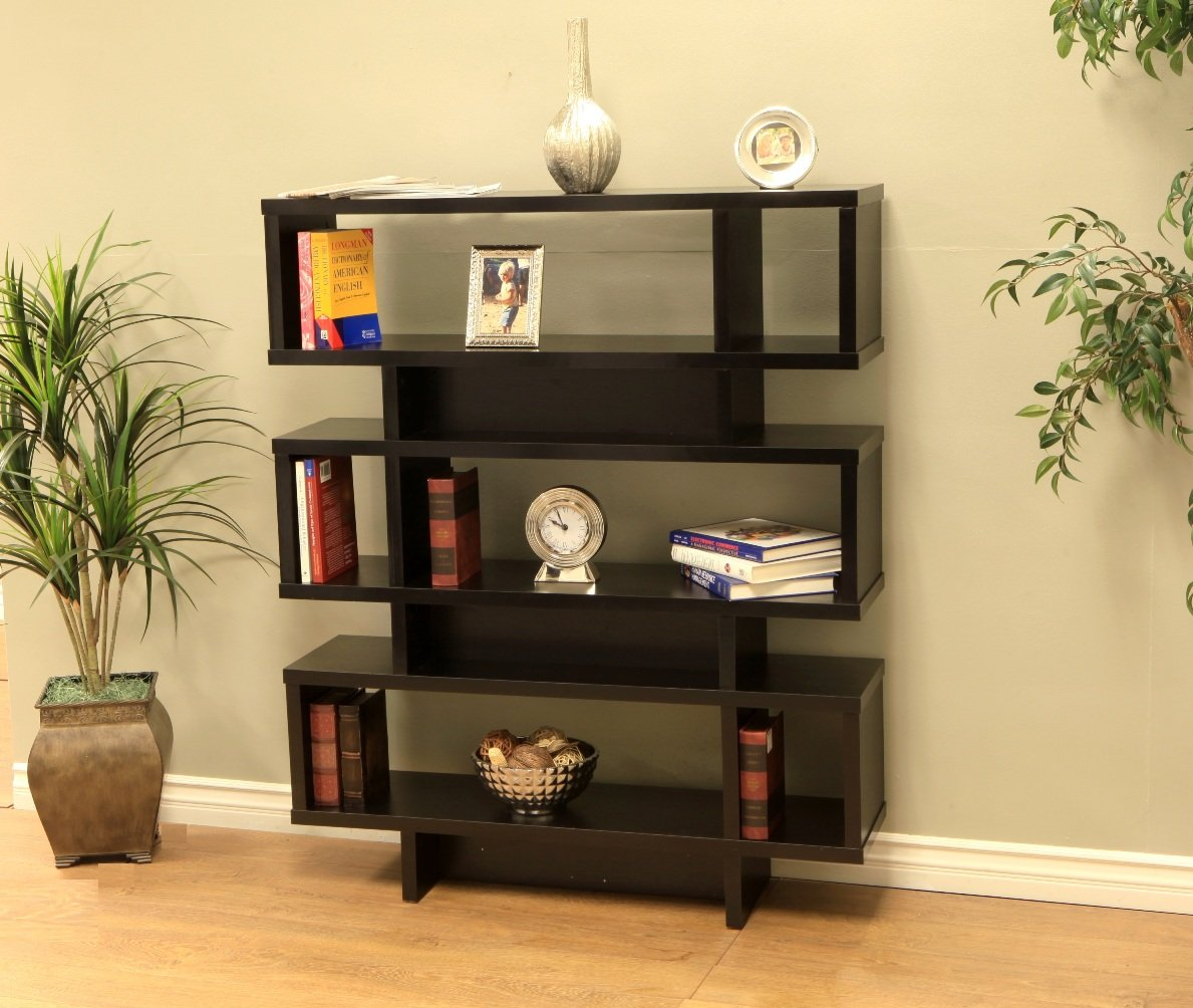 Frenchi Home Furnishing Tier Display Cabinet/Bookcase by Frenchi Home Furnishing (Image #1)