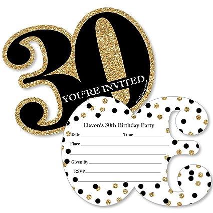 Amazon Custom Adult 30th Birthday