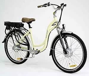 TUCANO Strada - Bicicleta eléctrica deportiva (Motor 250W - 36V ...