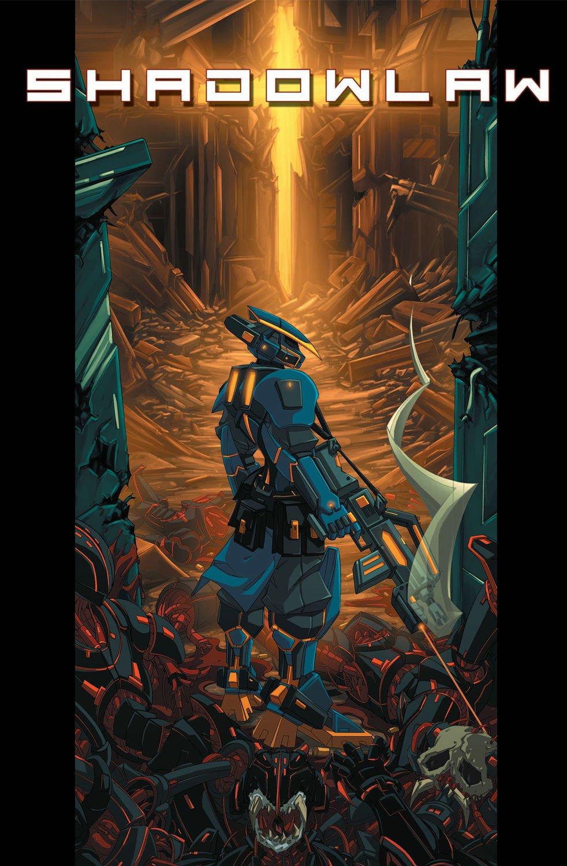 Shadowlaw: Amazon.es: Brandon Easton, Sean Patrick OReilly ...