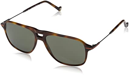 Hackett HSB865138P56 Gafas de Sol, Marrón, 56 para Hombre ...