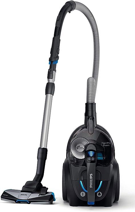 Philips FC9742/09 Aspirador sin Bolsa, Bajo consumo, con Tecnología Que Separa El Polvo, Cepillo TriActive+, 2 litros, Negro: Amazon.es: Hogar
