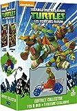Les Tortues Ninja - Vol. 3 : L'invasion des Krangs + Vol. 4 : L'affrontement final [Édition Limitée]