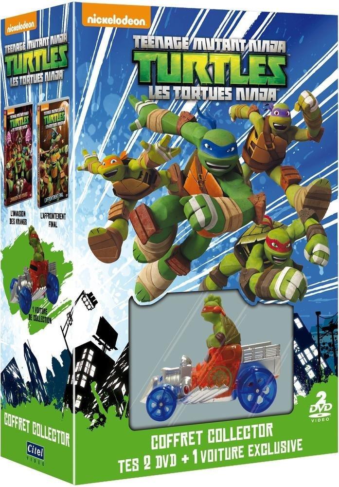 Les Tortues Ninja - Vol. 3 : Linvasion des Krangs + Vol. 4 ...