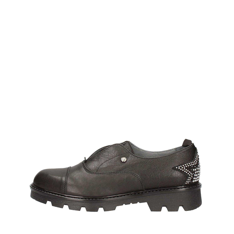 LIU Noir JO 19997 GIRL UB23381 Femme Lace up Shoes Femme Noir 6c8b308 - shopssong.space