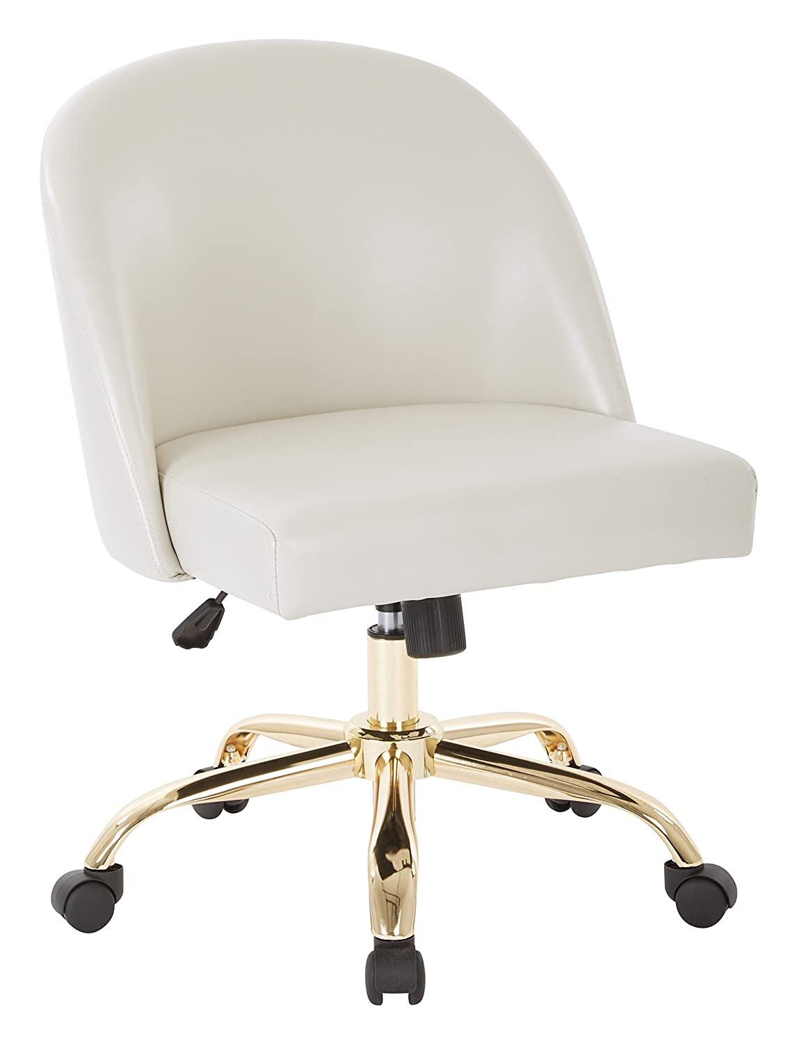 White Layton Office Chair