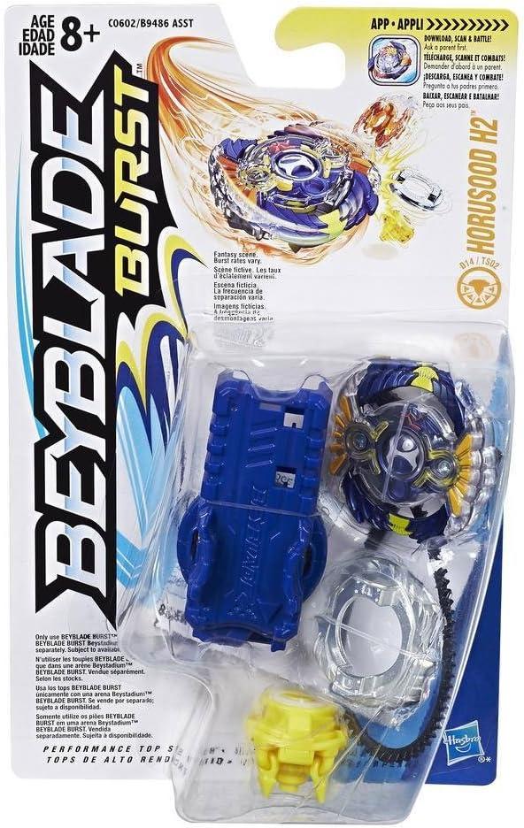 Hasbro C0602 - Peonzas Beyblade Burst, Multicolor: Amazon.es ...