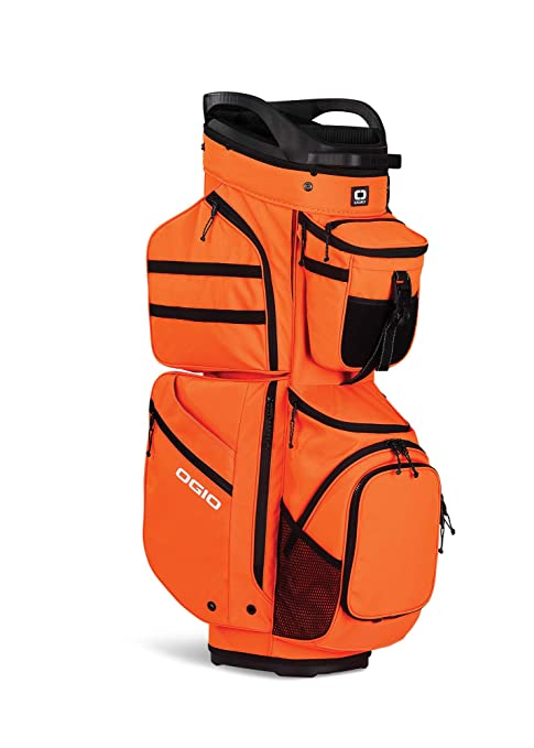 OGIO Bolsa para Palos de Golf. Convoy 514, Hombres, Naranja ...