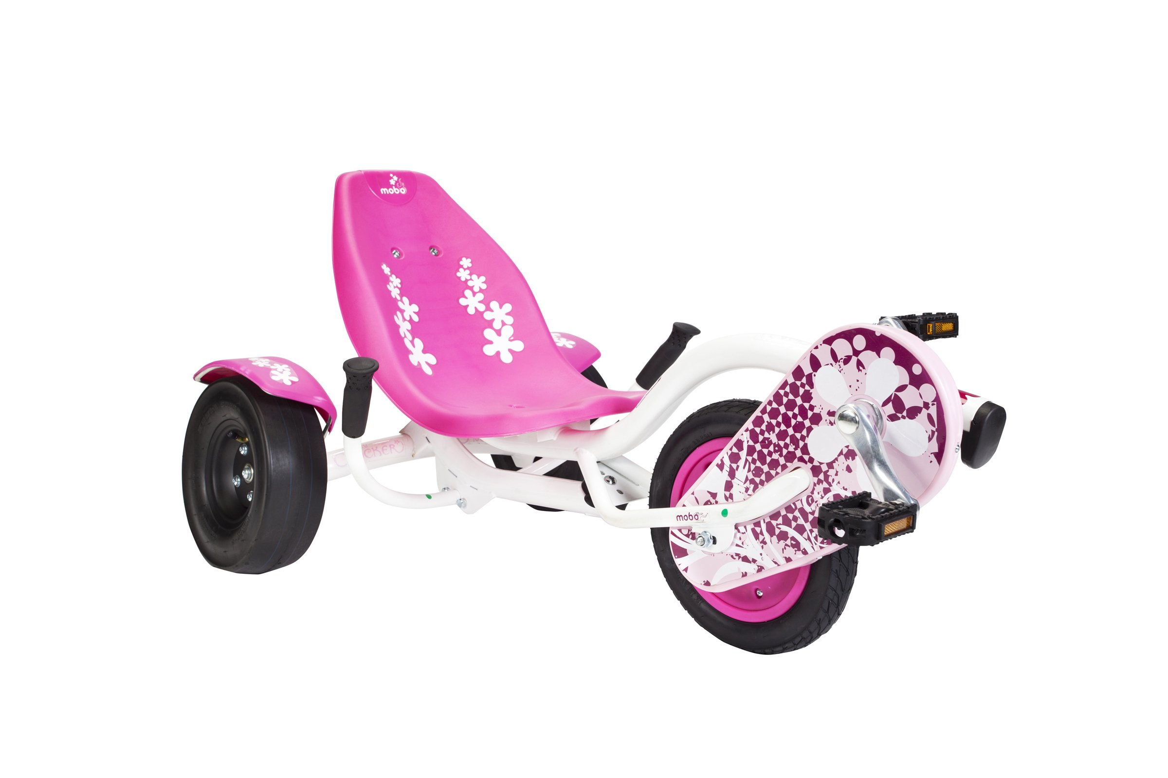 Mobo Cruiser Lady Rocker Tricycle, Pink