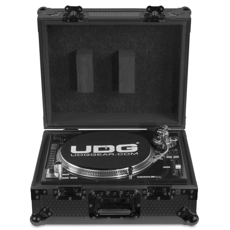 UDG FlightCase - Tocadiscos multiformato, color negro: Amazon.es ...