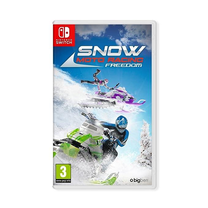 3 opinioni per Switch Snow Race Versione Italiana- Classics- Nintendo Switch