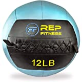 Rep Soft Medicine Ball / Wall Ball for Strength and Conditioning Workouts, Core Training