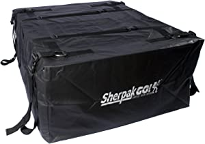 Seattle Sports Sherpak Go!15 Waterproof Cartop Storage Cargo Bag Carrier for Car Rooftop