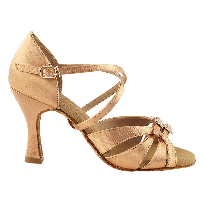 Gold Pigeon schuhe Tanzkleiderschuhe (50 Farben) für Frauen Frauen Frauen B078K2LMMX Tanzschuhe Elegante und stabile Verpackung 4c6be9