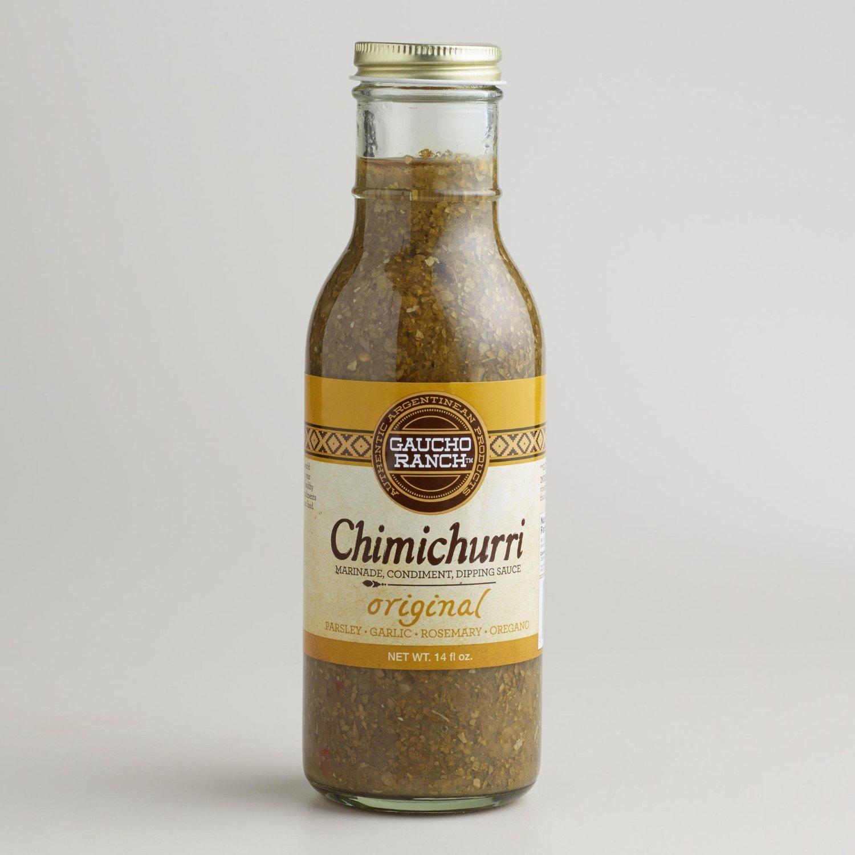 Gaucho Ranch Chimichurri Original 12.5 OZ (Pack of 3)