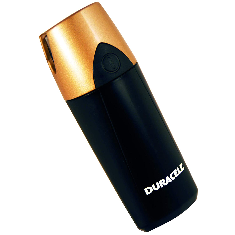 Duracell BIK-F01WDU Lampe de Vé lo Avant 3 LEDs 884620009120