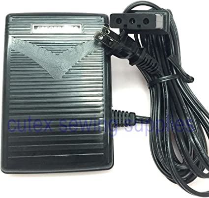 FOOT CONTROL PEDAL W// Cord Brother DZ1500F GS2700 GS2786K Hello Kitty GS3700