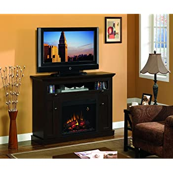Amazon Com Classic Flame 23de9047 Pe91 Windsor Tv Stand For Tvs Up To