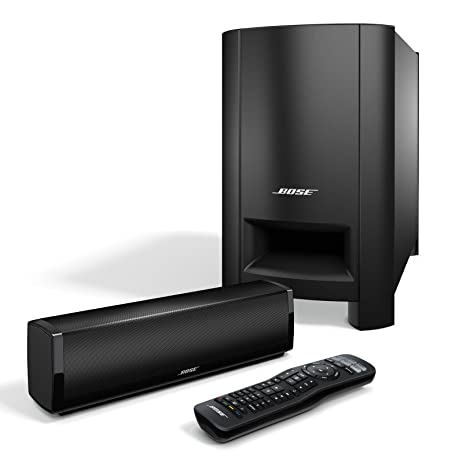 71529XBSC4L._SY463_ amazon com bose cinemate 15 home theater speaker system, black bose cinemate series ii wiring diagram at gsmportal.co