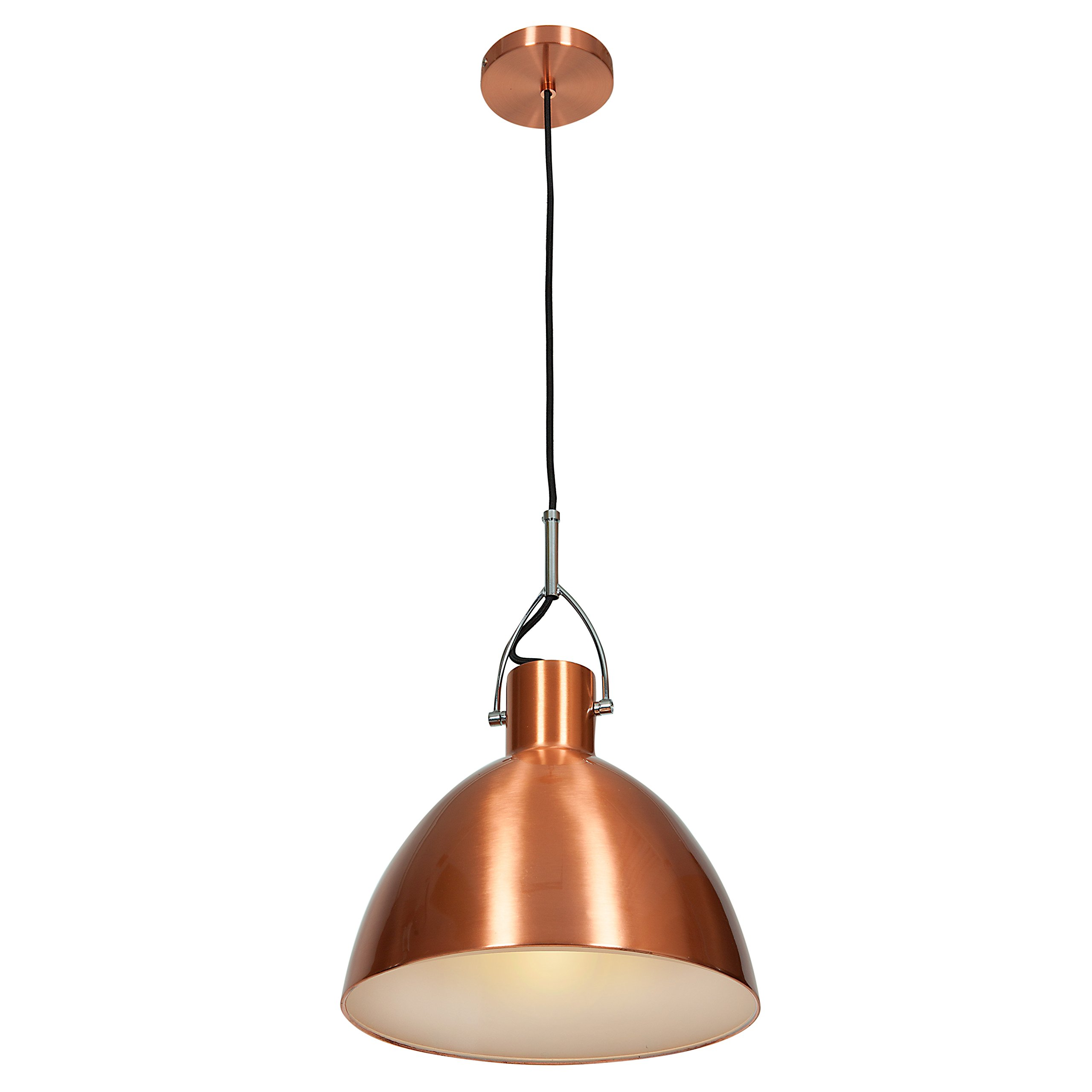 Essence - 1 Light - Pendant - Brushed Copper Finish