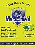 MacuShield Vegetarian - Pack of 30 Capsules