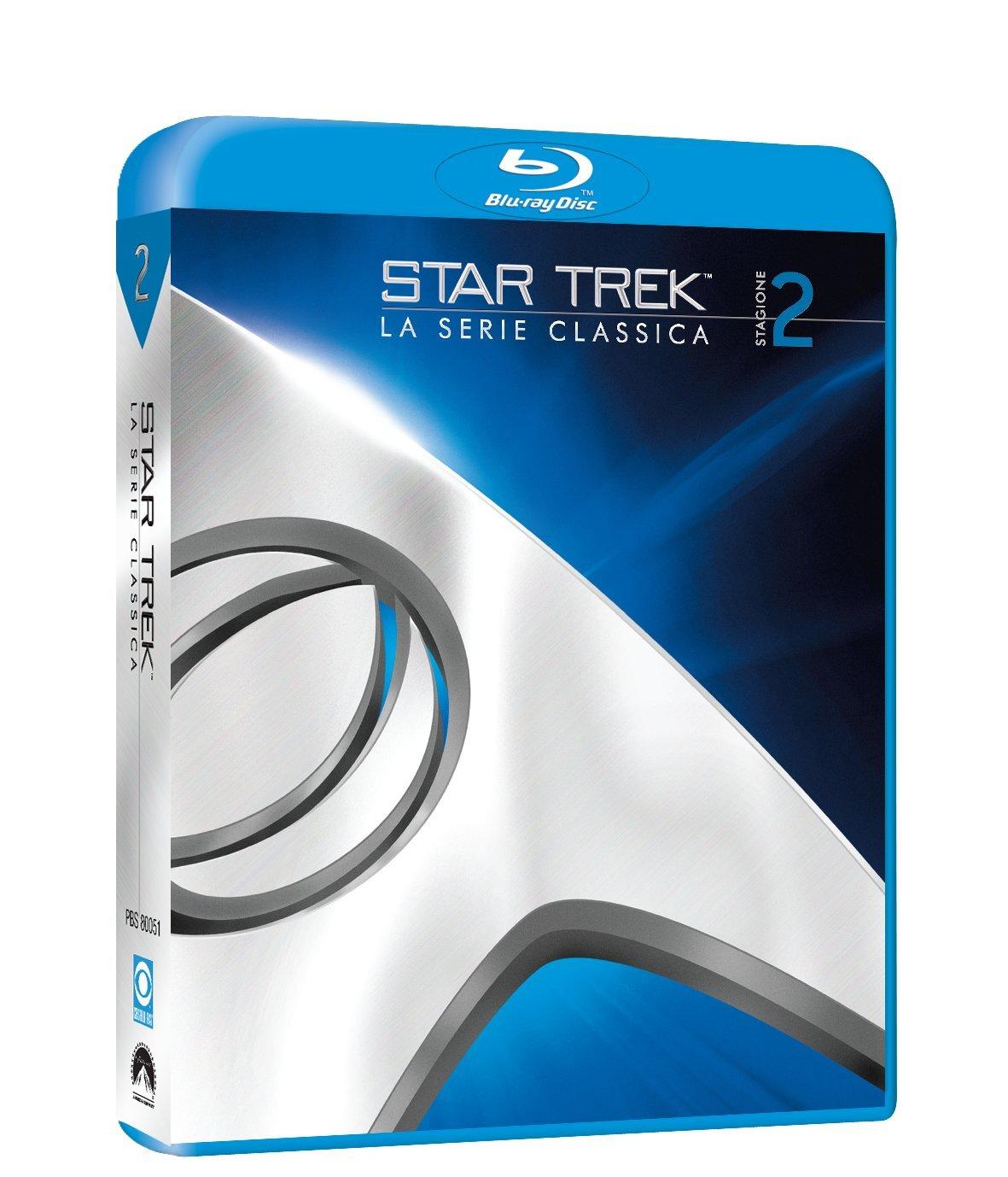 Star Trek - La serie classicaStagione02 [Italia] [Blu-ray]