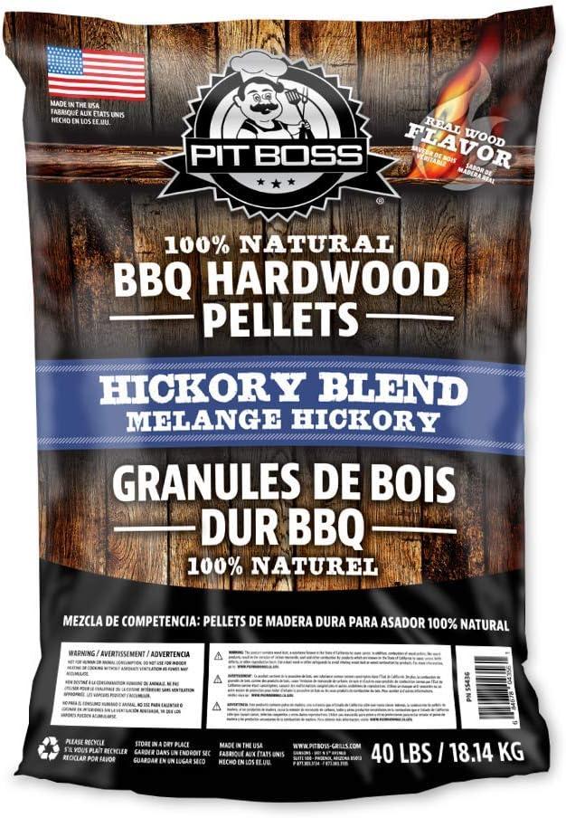 PIT BOSS 55436 BBQ Wood Pellets-Best for Beginners