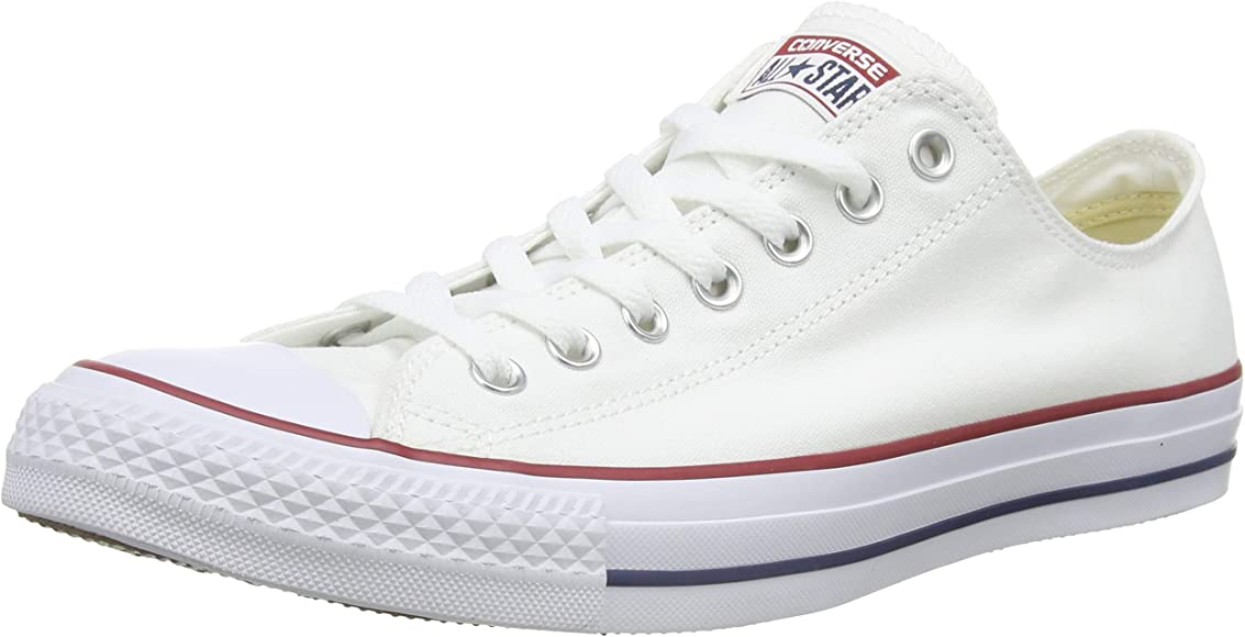 Converse Unisex Low TOP Optical White