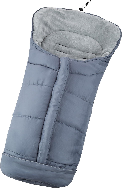 TecTake Saco de invierno dormir térmico para carrito silla de bebé universal abrigo polar