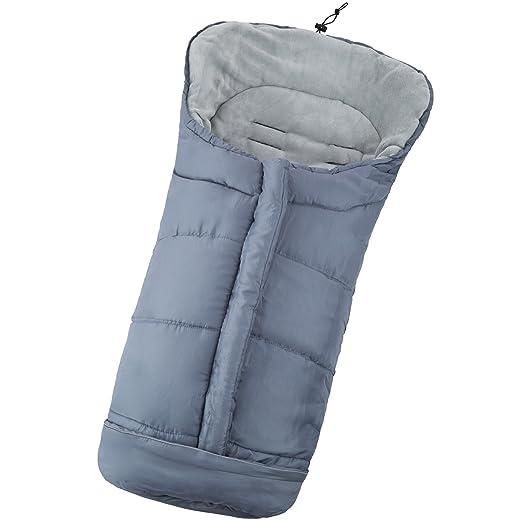 TecTake Saco de invierno dormir térmico para carrito silla de bebé ...