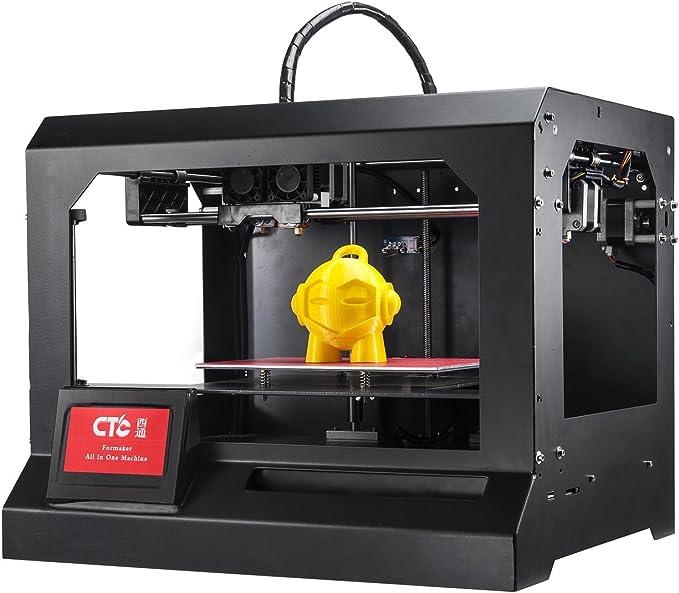 Aker – Forma de 4 en 1 Impresora 3D – con la Posibilidad, una de ...