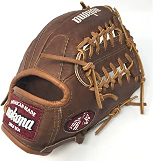 product image for Nokona Walnut WB-1150M Baseball Glove 11.5 Modified Trap