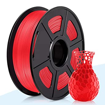 Blue Filament 3D Printing Material 1kg// Spool 1.75mm PLA Pro VOXELAB 3D Printer Filament Compatible with FDM 3D Printer//Pen Dimensional Accuracy +//- 0.02 mm PLA+