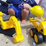 Amazon.com: Camiones de juguete Caterpillar, 3 unidades por ...