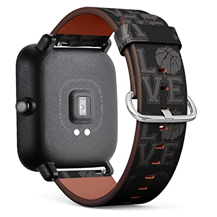 Amazon.com : S-Type Quick Release Leather Bracelet Watch ...