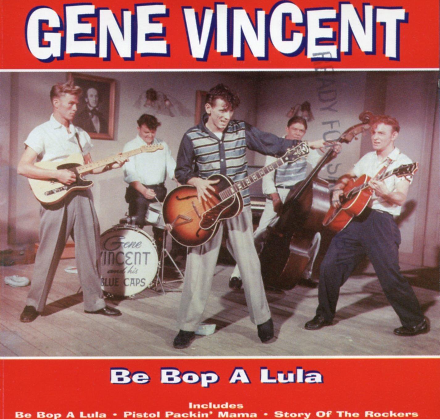 Gene Vincent Be Bop A Lula - Amazon.com Music