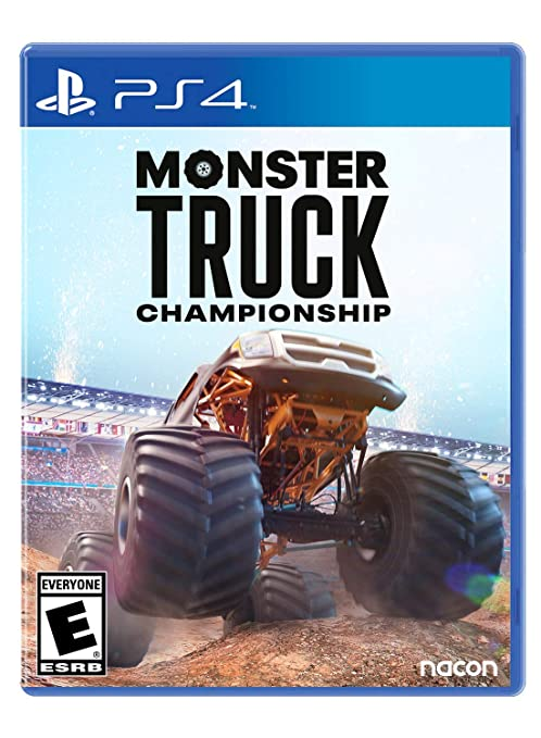 Amazon Com Monster Truck Championship Ps4 Playstation 4 Maximum Games Video Games