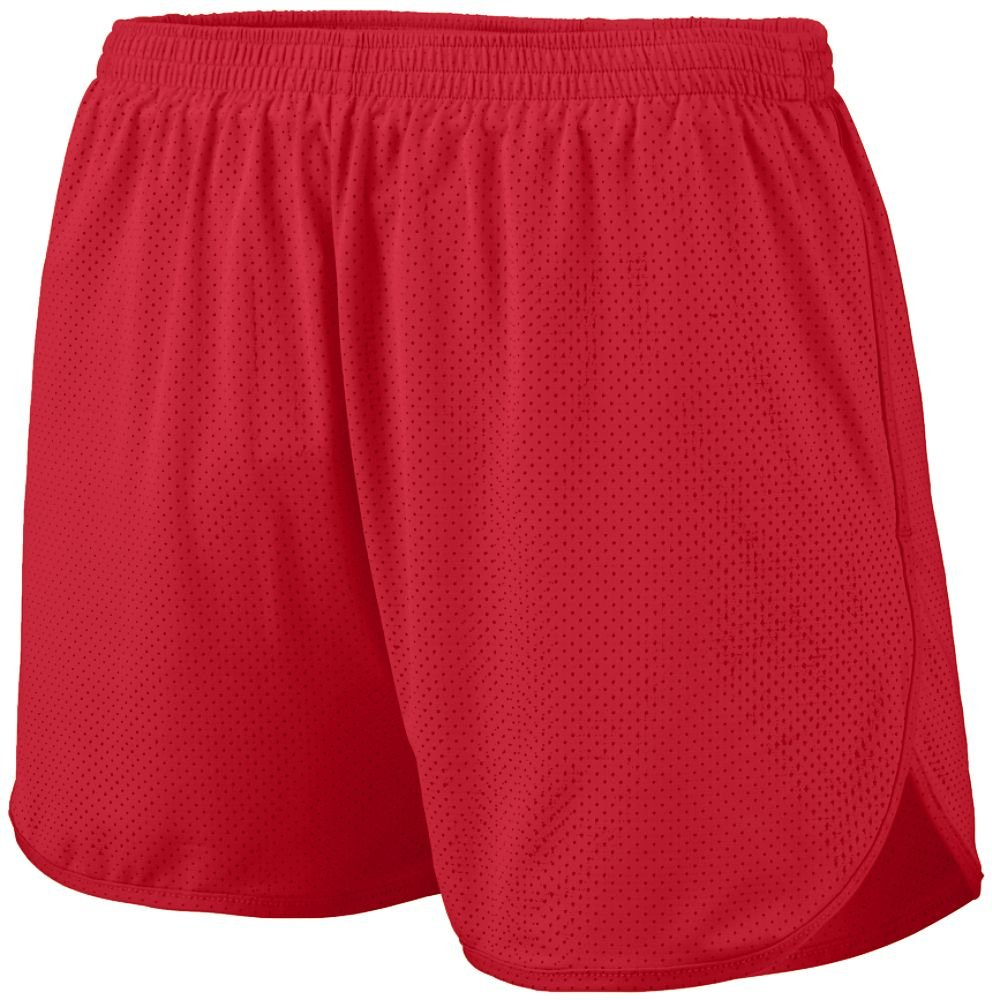 Augusta Sportswear Youth Solid Split Shorts M Red by Augusta Sportswear
