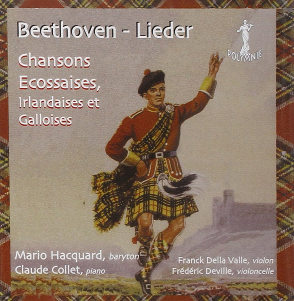 Chansons Ecossaises, Irlandaises et by Ludwig Van Beethoven