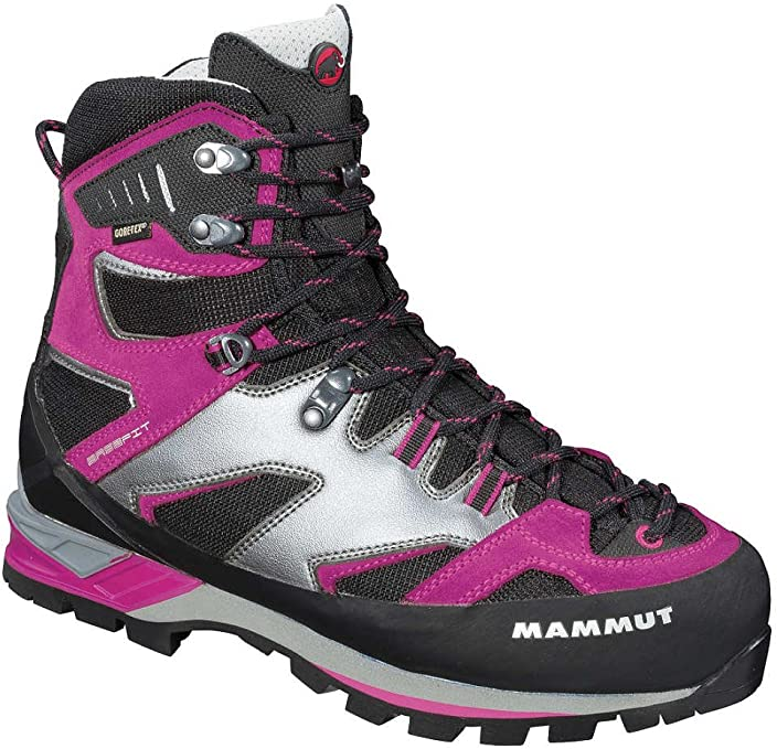 /  White/  , Women, Arctic//Black / Mountain Boots Women Mammut Boot Magic High GTX Women Arctic//Black/