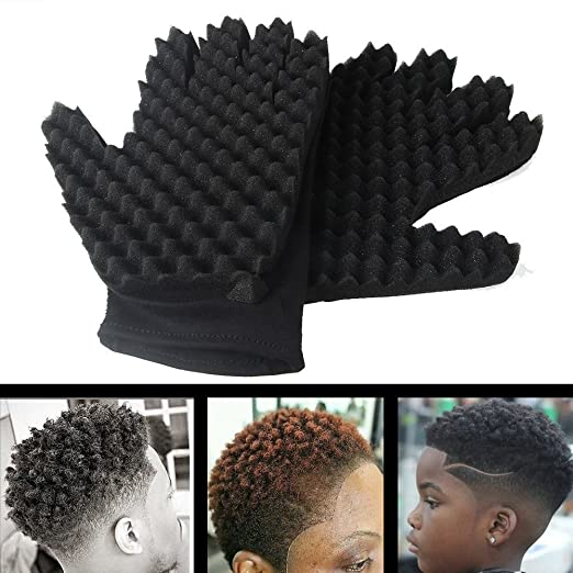 New Fashion Hair Braid Twist Sponge Fir Afro Dreadlocks Curl Brush Sponge Hair Braiders Tool Styling Products