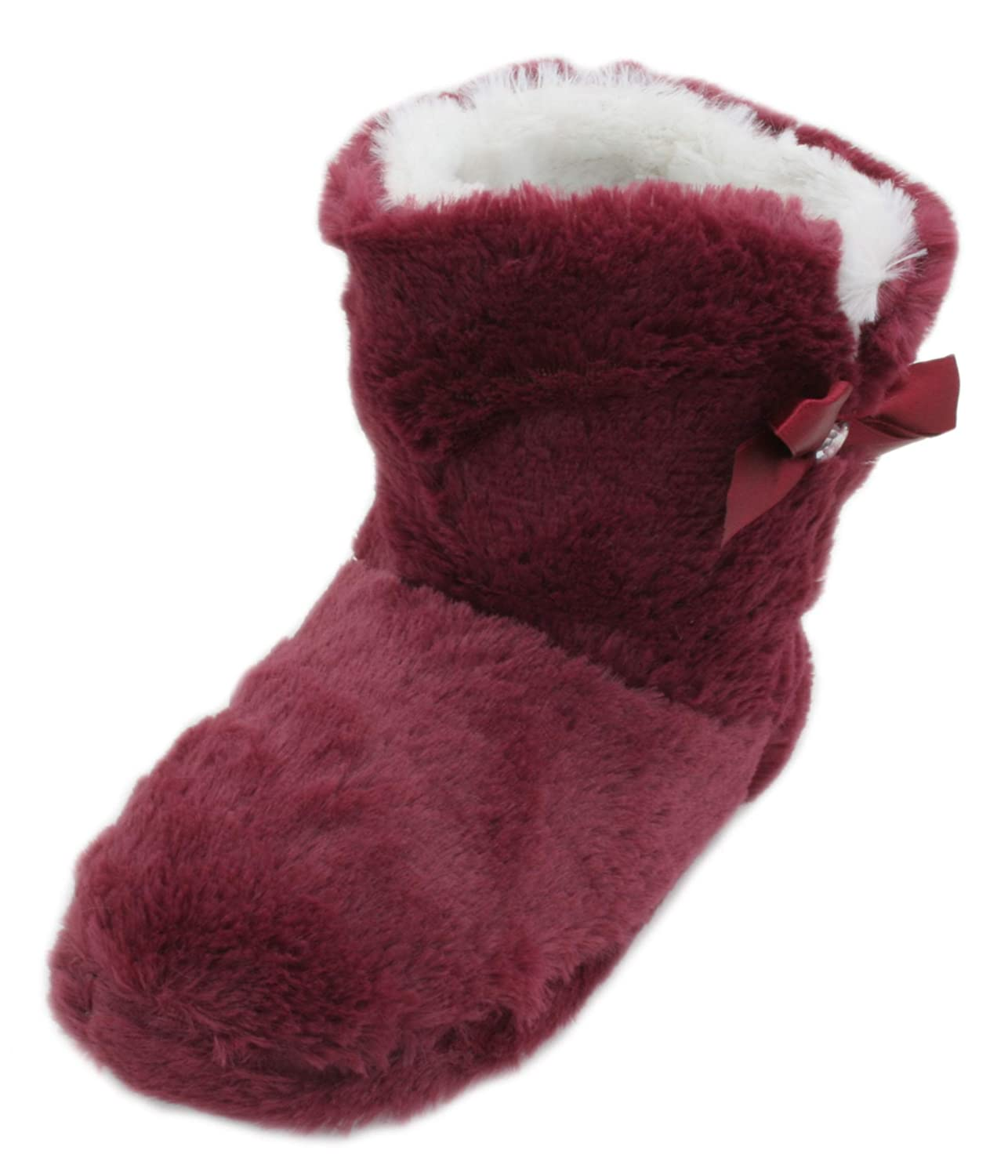 SlumberzzZ , Chaussons Chaussons pour 19970 Femme , Magenta/Rose 4bbabb8 - epictionpvp.space