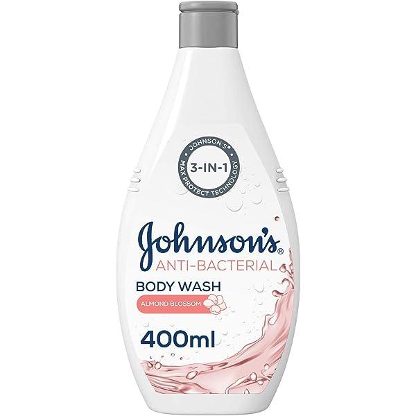 Johnson S Body Wash Anti Bacterial Sea Salts 400ml Buy Online At Best Price In Uae Amazon Ae