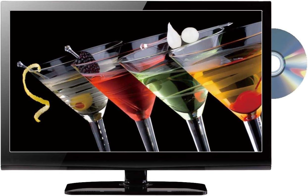 Reflexion LDD-2550 BLACK - Televisión LED de 22 pulgadas Full HD (50 Hz): Amazon.es: Electrónica
