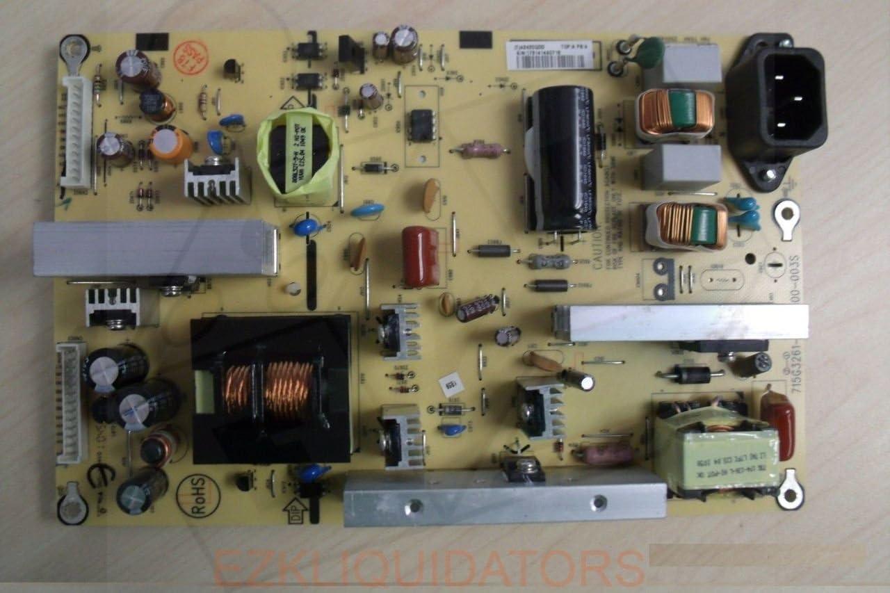 37 E370VA E371VA A2420QDD LCD Power Supply Board Unit