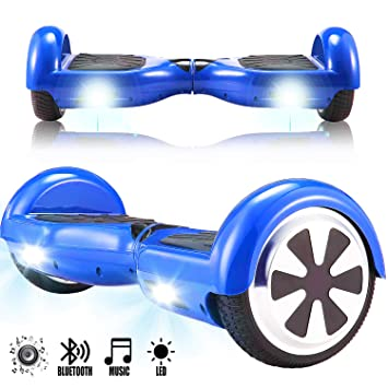 Magic Vida 6.5ŽŽ Patinete Eléctrico Scooter Monopatín Auto ...
