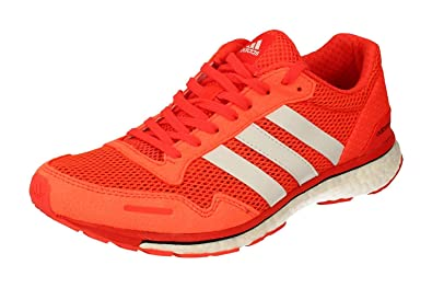 adidas Adizero Adios Boost 3 Womens Running Trainers (UK 4